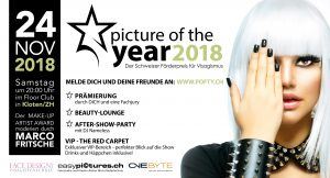 Picture of the Year 2018 @ Floor Club in Kloten/ZH | Kloten | Zürich | Schweiz