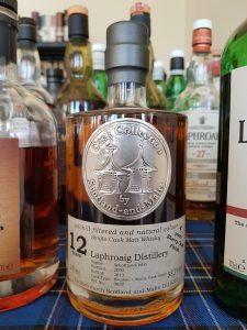Laphroaig Single Cask Malt Whiskey