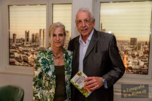 Dr. Ina Knobloch und Bert Schmitz