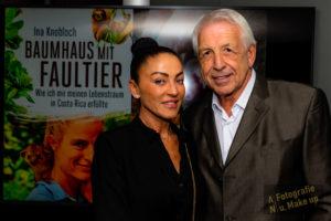 Gästin mit Bert Schmitz