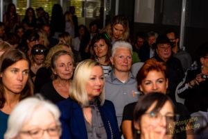Gespanntes Publikum