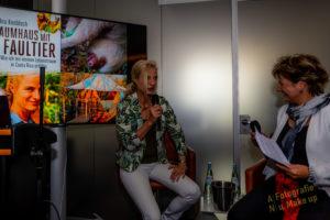 Dr. Ina Knobloch auf der Bühne