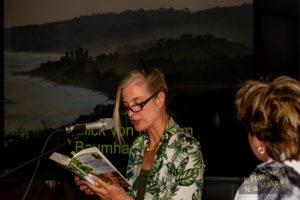 Dr. Ina Knobloch liest aus ihrem Buch