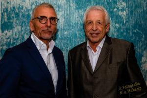 Rainer Ballwanz und Bert Schmitz
