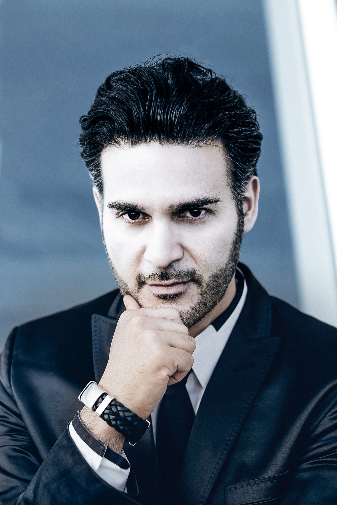 Sänger / Moderator / Entertainer Fabrizio Levita